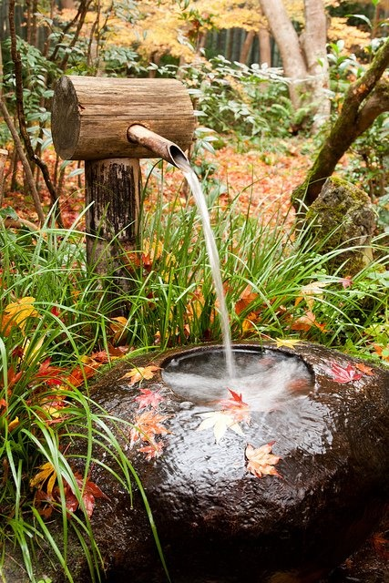 diseno de fuentes para jardin: