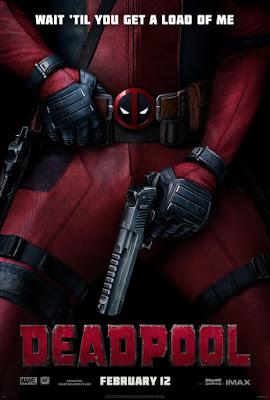 Deadpool New Movie Poster 2