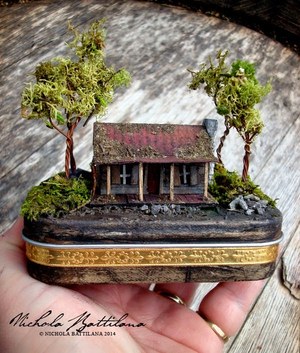 Evil Dead Altered Altoid Tin - Nichola Battilana