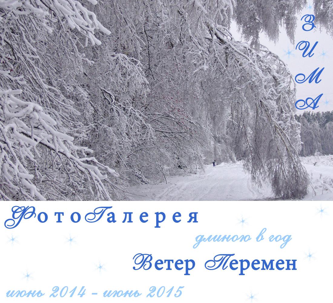 """Фотогалерея длиною в год """"Ветер Перемен"""""""