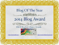 Readers Voted Beyond Buggies & Bonnets BLOG OF THE YEAR