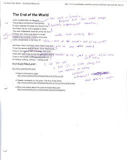 archibald macleish essay