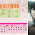 Templet Kalender Meja 2013 siap pakai gratis ( free )