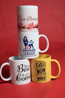 Mug designing & printing