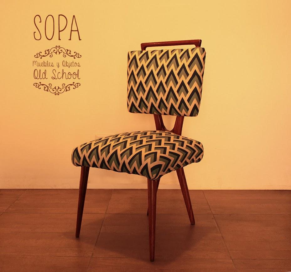 Sopa muebles y objetos old school silla escandinava for Silla escandinava
