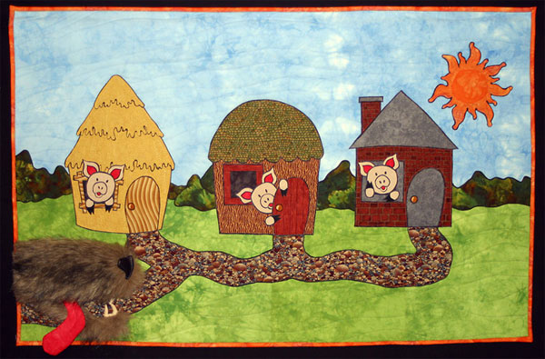 Three Little Pigs Houses Images amp Pictures Becuo