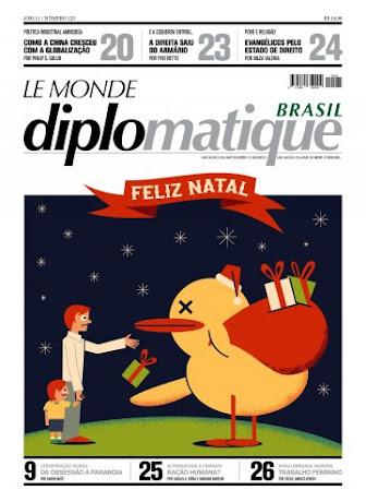 Le Monde Diplomatique - Dezembro de 2017