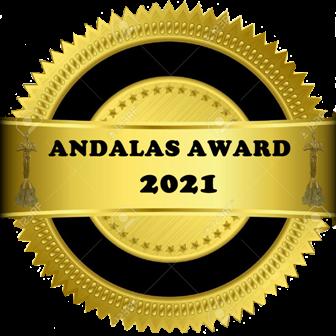 ANDALAS AWARD 3