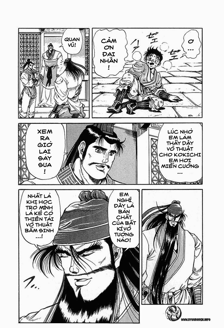 Chú Bé Rồng - Ryuuroden chap 4 - Trang 15