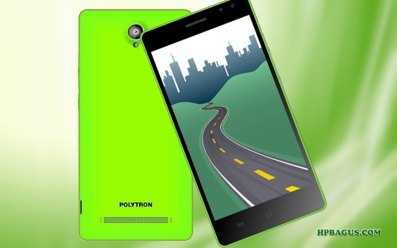 Spesifikasi dan Harga Polytron R2506 Rocket T4 Android Smartphone