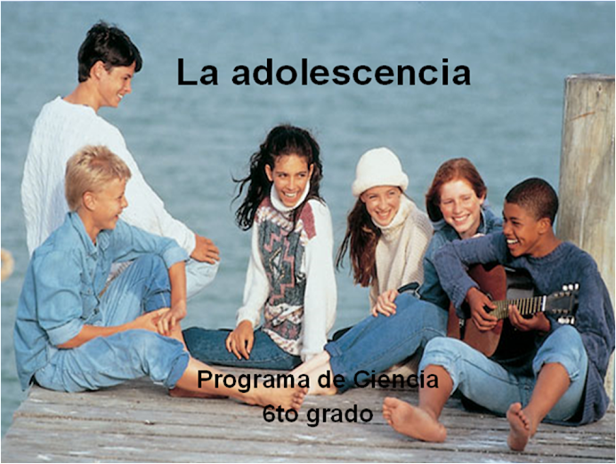 La adolescencia
