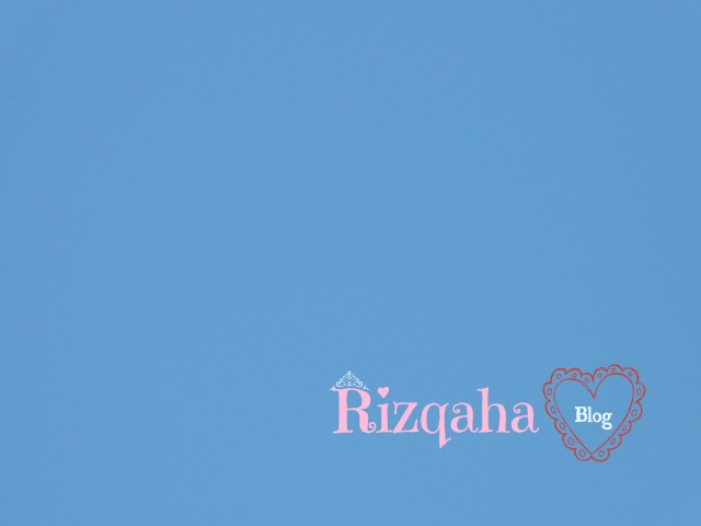 my name is Rizqaha