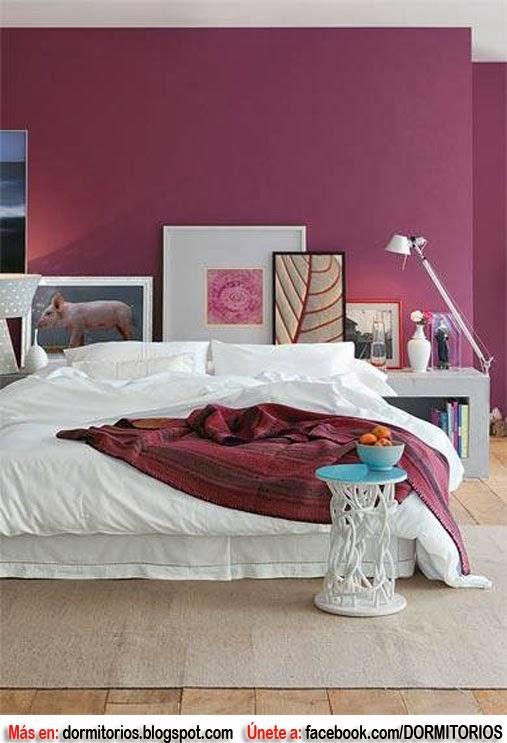 Dormitorios morados dormitorios violetas dormitorios lilas ideas ...