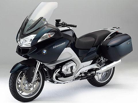 2013 BMW R1200RT Gambar motor -