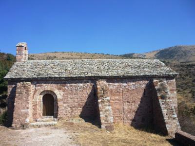 SANT JOAN DE CORNUDELL..Castellar de n´Hug..Romanic: 1312