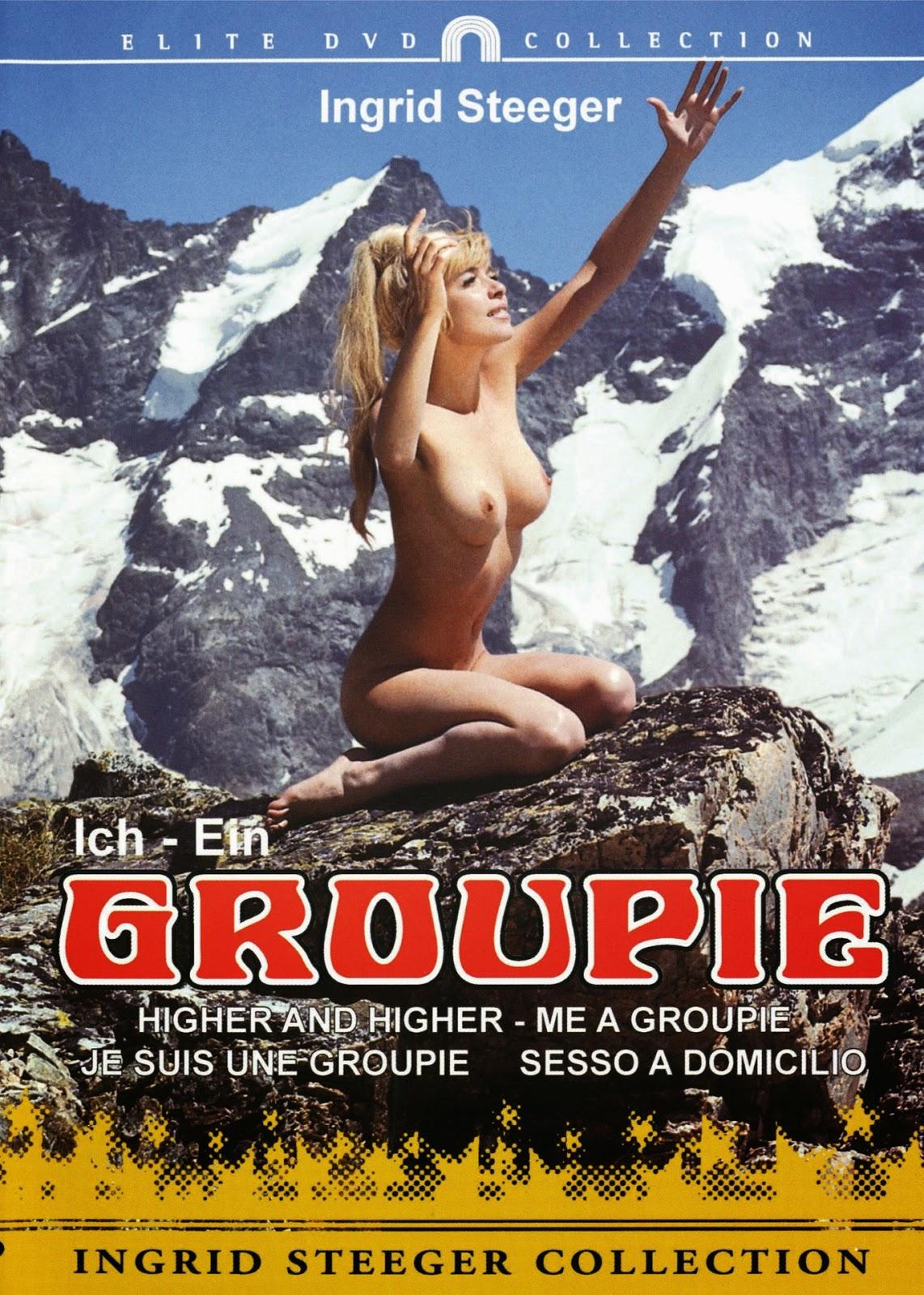 Ich - Ein Groupie DVD cover
