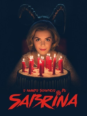 O Mundo Sombrio de Sabrina Séries Torrent Download capa