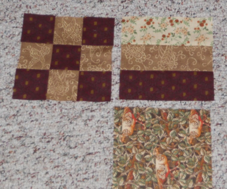 Diamon Naturals Country Crossroads Quilt Pattern