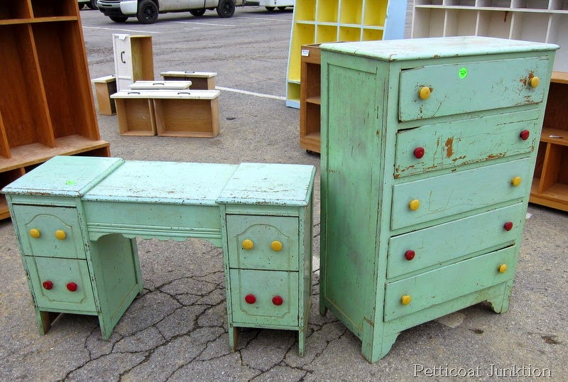 Painted Furniture Colors