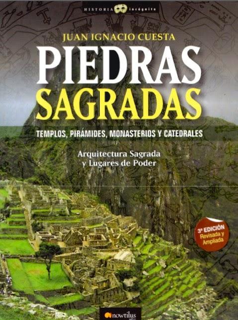 Piedras Sagradas de Juan Ignacio Cuesta