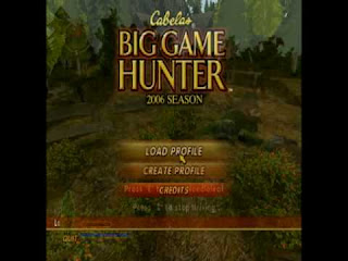 Cabela's Big Game Hunter 2006 Season