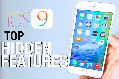 Hidden Features of iOS 9 that Apple Didn't Talk About