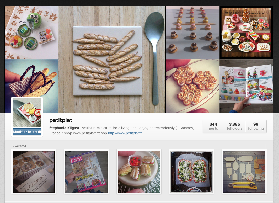 PetitPlat on Instagram