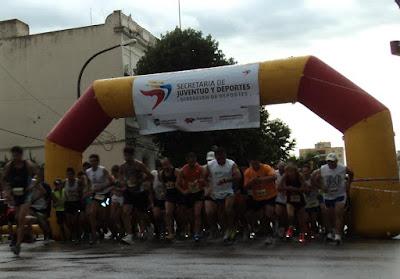 maratón nocturna chacabuco