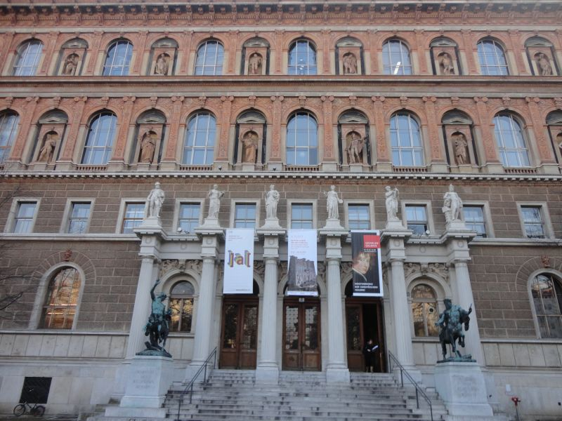 Viyana iyi sanatlar akademisi ile ilgili iyi sonuç