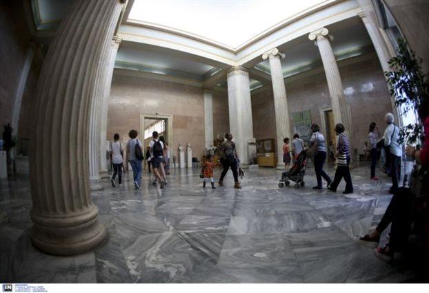 Το Εθνικό Αρχαιολογικό Μουσείο, έχει την τιμητική του