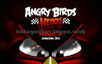 Game Angry Bird Heikki Play Online Download Gratis Free