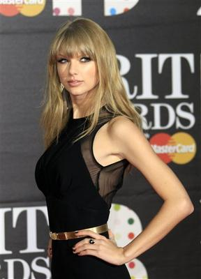 Taylor Swift - 2014 FHM 100 Sexiest Women in the World