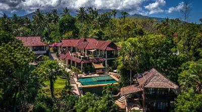 Daftar Hotel dan Resor Terbaik di Indonesia