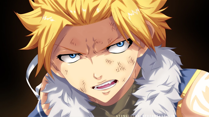 sting eucliffe fairy tail anime hd