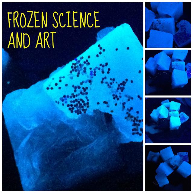Ice cube activity