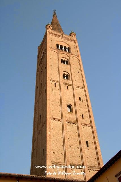 Campanile dell'abbazia di San Mercuriale - Forlì