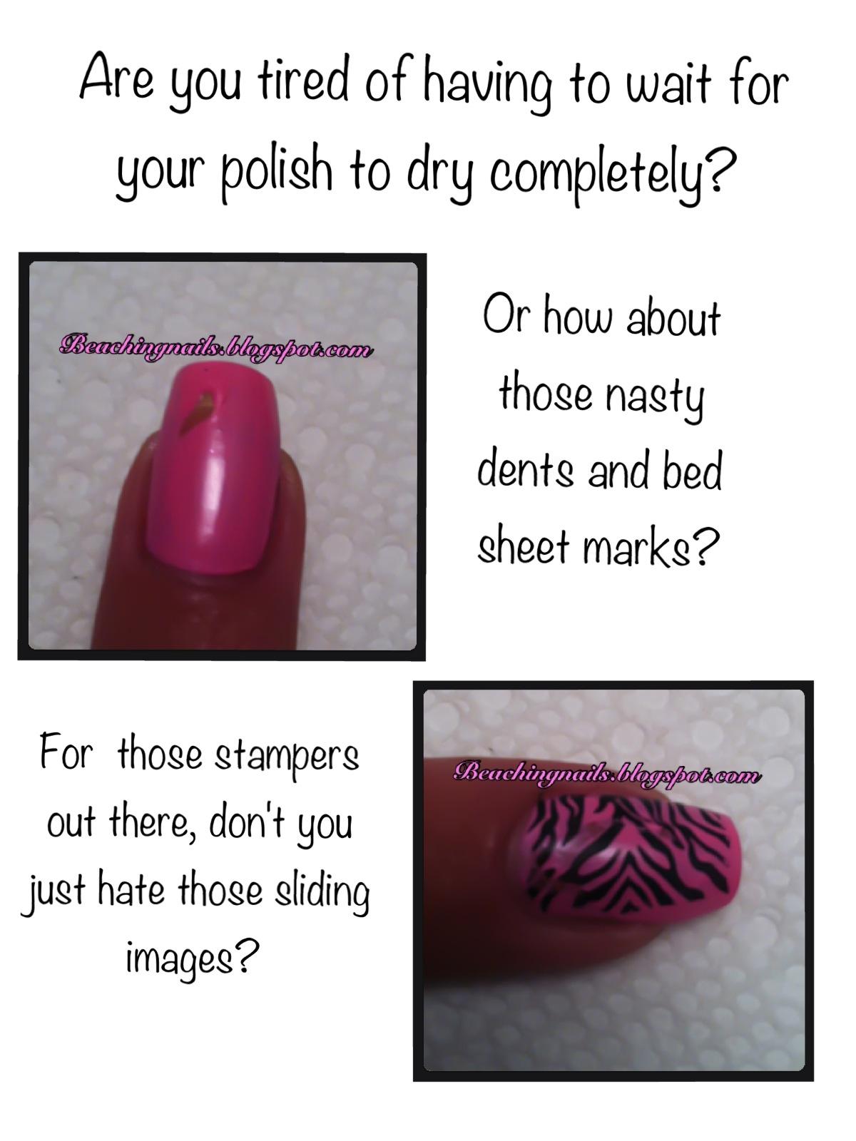 Curing light for regular nail polish 3m