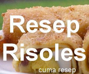 Resep Membuat Risoles Ayam Kentang dan Wortel