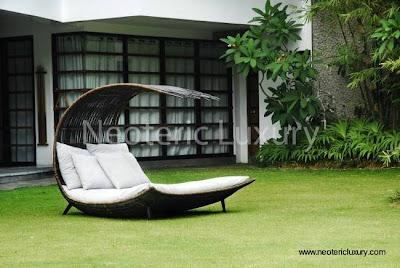 Arquitectura de casas 12 muebles de exterior camas de d a for Muebles modernos en miami florida