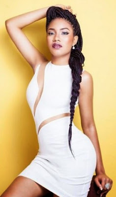 Anna Ebiere Banner, 2013 MBGN dazzles in new photos