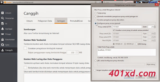Tutorial Internet Gratis Full Speed Menggunakan Software Ultrasurf