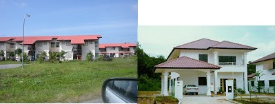 Private Houses in Kuala Belait