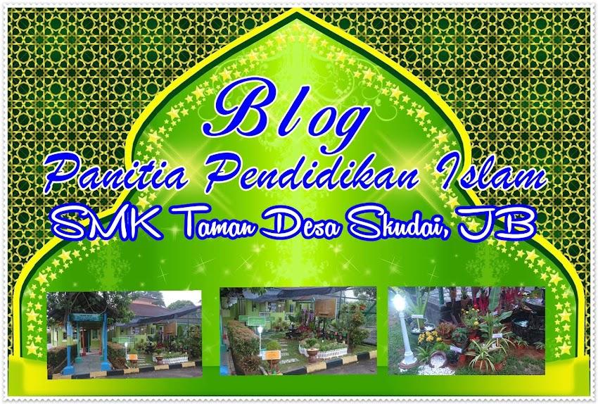 Panitia Pendidikan Islam SMK Taman Desa Skudai, JB