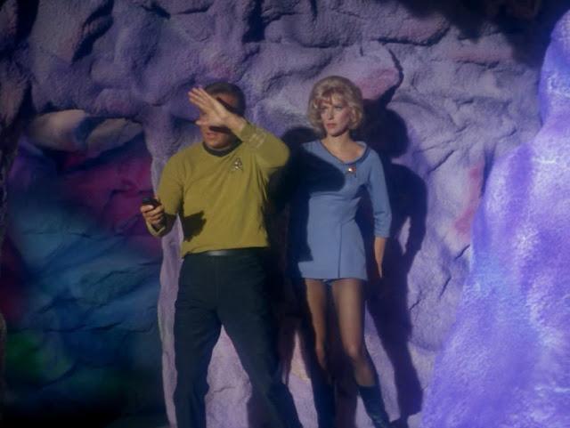 Daily Lazy Mini Skirts In Star Trek 1966