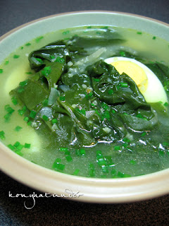 spinach-and-millet-soup