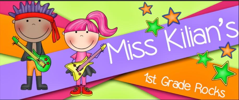 Miss Kilian's 1st Grade Rocks !