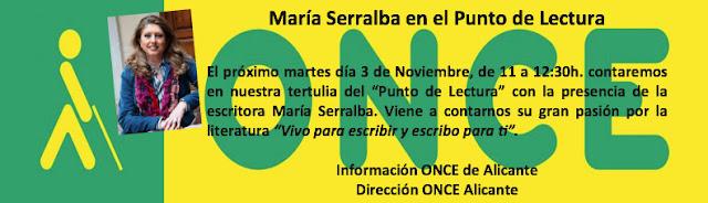 El Blog de María Serralba - Entre uno y diez, me quedo con #O.N.C.E.