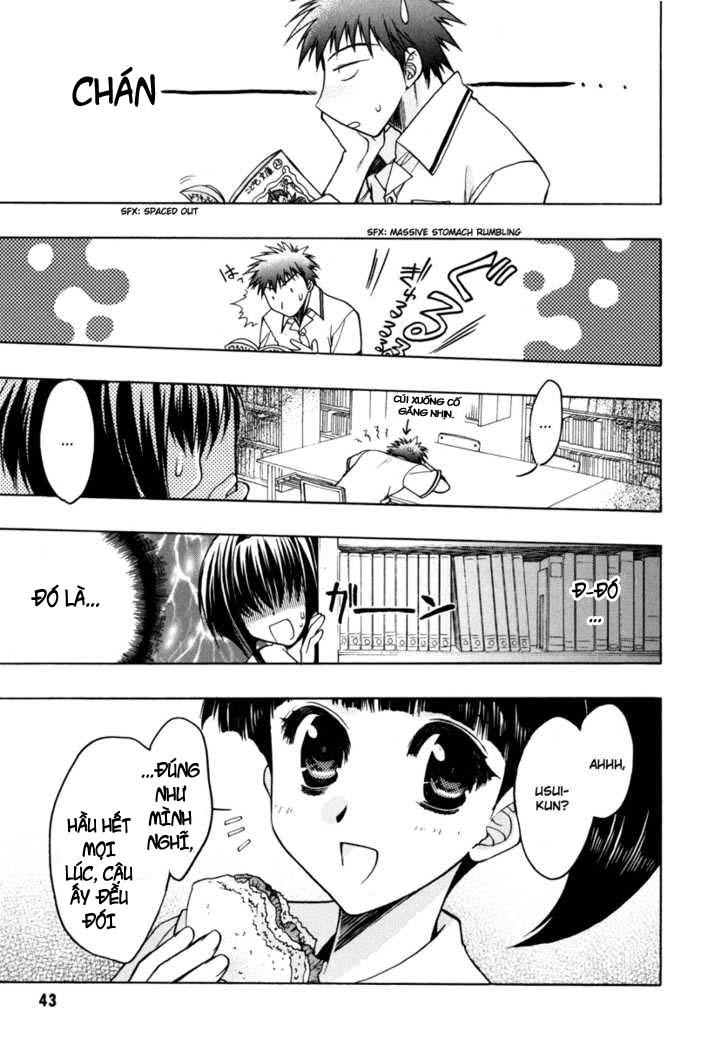 Karin - Chibi Vampire Chap 7 - Next Chap 8