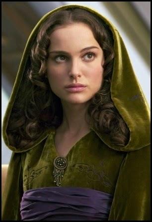 """Padmé Amidala en """"La venganza de los Sith"""" (2005)"""
