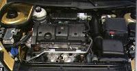peugeot 206 motor escapade interior